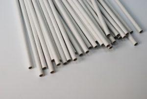 бумажные трубочки